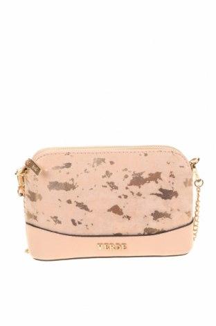 Дамска чанта Verde, Цвят Розов, Еко кожа, Цена 44,25лв.