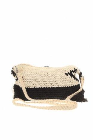 Дамска чанта Verde, Цвят Черен, Текстил, Цена 9,60лв.