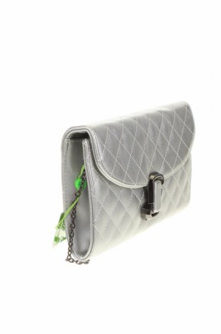 Дамска чанта Verde, Цвят Сив, Еко кожа, Цена 11,80лв.