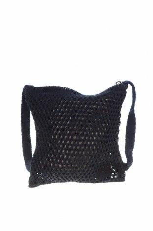 Дамска чанта Verde, Цвят Син, Текстил, Цена 10,35лв.