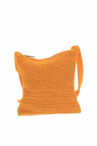 Γυναικεία τσάντα Verde, Χρώμα Κίτρινο, Κλωστοϋφαντουργικά προϊόντα, Τιμή 19,56€