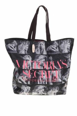 Дамска чанта Victoria's Secret, Цвят Многоцветен, Текстил, Цена 79,38лв.