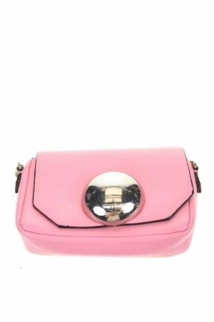 Дамска чанта Zara, Цвят Розов, Еко кожа, Цена 24,00лв.