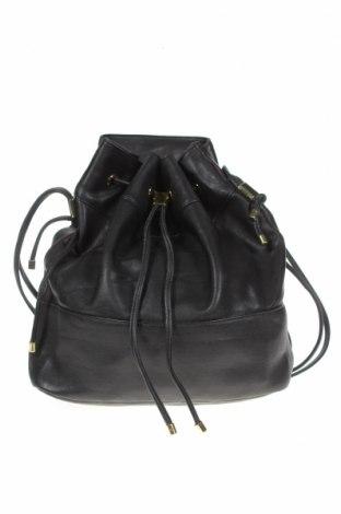 Дамска чанта Zara, Цвят Черен, Еко кожа, Цена 39,69лв.