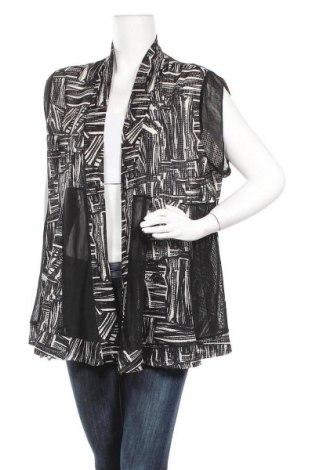 Γυναικεία ζακέτα, Μέγεθος XL, Χρώμα Μαύρο, Πολυεστέρας, Τιμή 4,42€