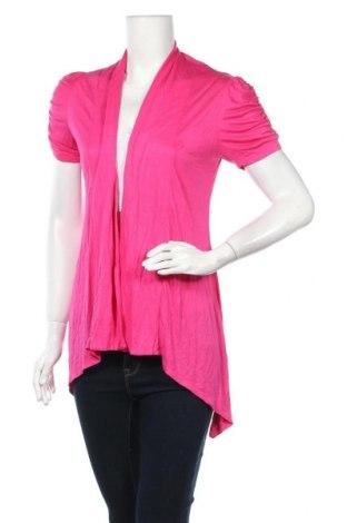 Дамска жилетка Ambiance Apparel, Размер L, Цвят Розов, Вискоза, Цена 13,86лв.