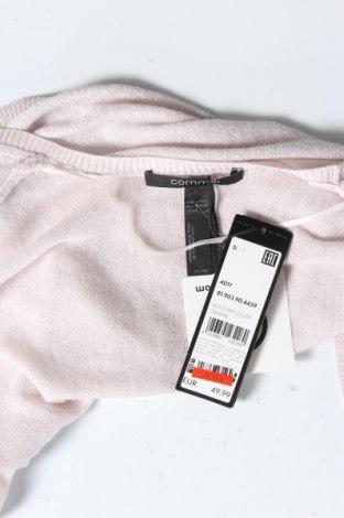 Дамска жилетка Comma,, Размер M, Цвят Розов, 85% вискоза, 11% полиестер, 4% метални нишки, Цена 6,60лв.