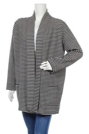 Дамска жилетка Cool Code, Размер XL, Цвят Бял, 70% памук, 25% полиестер, 5% еластан, Цена 23,52лв.