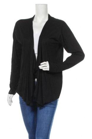 Дамска жилетка Forever Unique, Размер L, Цвят Черен, 50% памук, 50% модал, Цена 11,97лв.