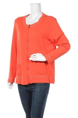 Дамска жилетка Gerry Weber, Размер XL, Цвят Оранжев, Цена 25,94лв.