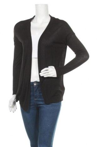 Дамска жилетка H&M, Размер S, Цвят Черен, 50% акрил, 50% вискоза, Цена 13,75лв.