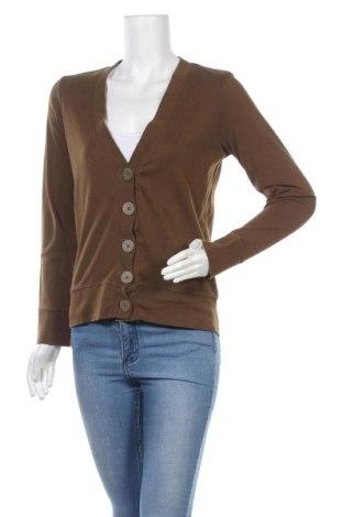 Дамска жилетка H&M, Размер M, Цвят Кафяв, Цена 15,08лв.