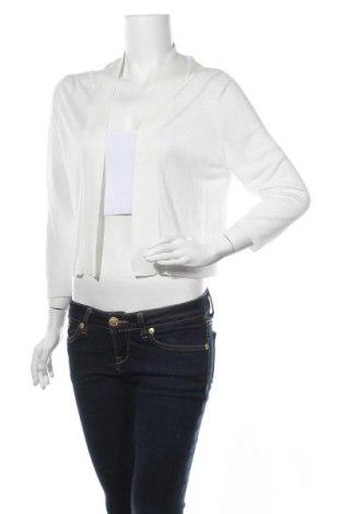 Дамска жилетка Jake*s, Размер XL, Цвят Бял, Вискоза, Цена 26,60лв.