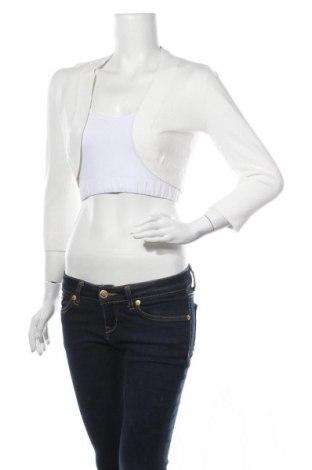 Дамска жилетка Jake*s, Размер M, Цвят Бял, 75% вискоза, 25% полиамид, Цена 40,50лв.