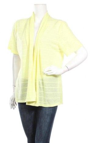 Дамска жилетка Millers, Размер XL, Цвят Жълт, 80% полиестер, 20% вискоза, Цена 5,78лв.