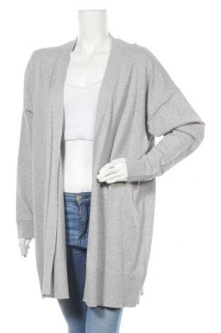 Γυναικεία ζακέτα Oasis, Μέγεθος XL, Χρώμα Γκρί, Βαμβάκι, Τιμή 16,70€