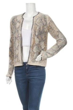 Γυναικεία ζακέτα Oui, Μέγεθος XS, Χρώμα Πολύχρωμο, 100% βαμβάκι, Τιμή 53,52€