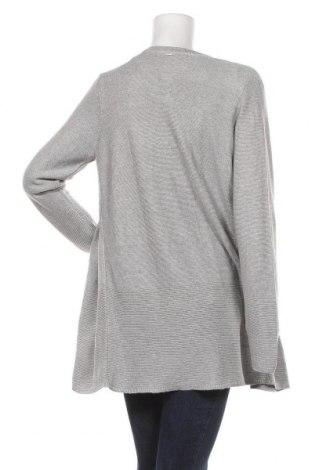 Дамска жилетка S.Oliver, Размер S, Цвят Сив, 60% вискоза, 20% полиамид, 20% памук, Цена 30,02лв.