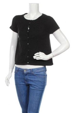Γυναικεία ζακέτα Tommy Hilfiger, Μέγεθος M, Χρώμα Μαύρο, Τιμή 12,25€