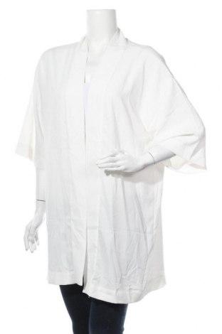 Дамска жилетка Vero Moda, Размер M, Цвят Бял, Полиестер, Цена 9,45лв.