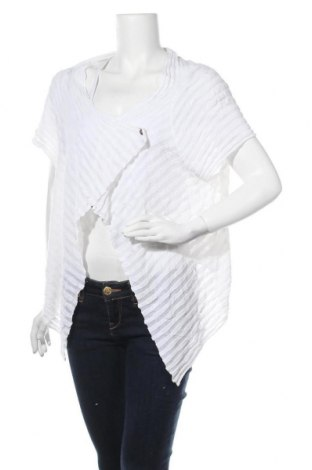 Дамска жилетка Yarra trail, Размер XL, Цвят Бял, 54% памук, 46% вискоза, Цена 10,40лв.