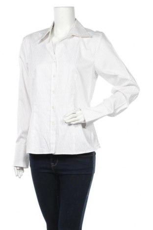 Дамска риза Avenue Foch, Размер L, Цвят Бял, Памук, Цена 21,84лв.