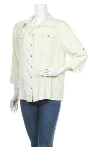 Γυναικείο πουκάμισο Croft & Barrow, Μέγεθος XL, Χρώμα Λευκό, 70% βισκόζη, 30% πολυεστέρας, Τιμή 12,34€