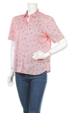 Дамска риза Eterna, Размер M, Цвят Многоцветен, Памук, Цена 13,39лв.