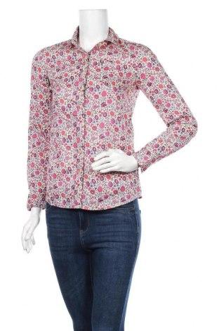 Γυναικείο πουκάμισο J.Crew, Μέγεθος XS, Χρώμα Πολύχρωμο, Βαμβάκι, Τιμή 54,91€