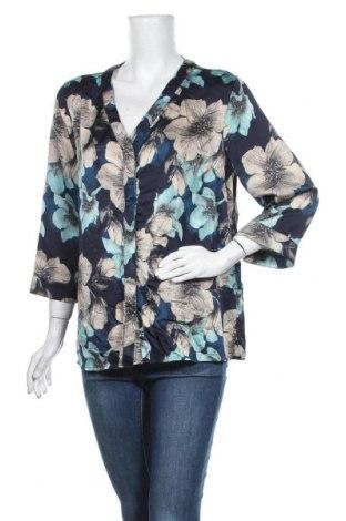 Γυναικείο πουκάμισο Liz Jordan, Μέγεθος XL, Χρώμα Πολύχρωμο, Πολυεστέρας, Τιμή 10,23€