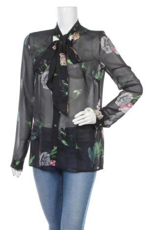 Γυναικείο πουκάμισο Marciano, Μέγεθος M, Χρώμα Μαύρο, Πολυεστέρας, Τιμή 23,66€