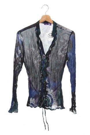 Γυναικείο πουκάμισο Mexx, Μέγεθος XS, Χρώμα Πολύχρωμο, Πολυεστέρας, Τιμή 10,67€