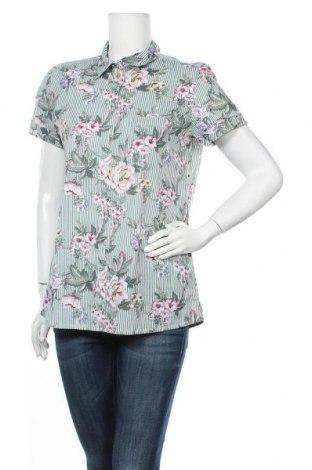 Γυναικείο πουκάμισο Montego, Μέγεθος L, Χρώμα Πολύχρωμο, Βαμβάκι, Τιμή 17,32€