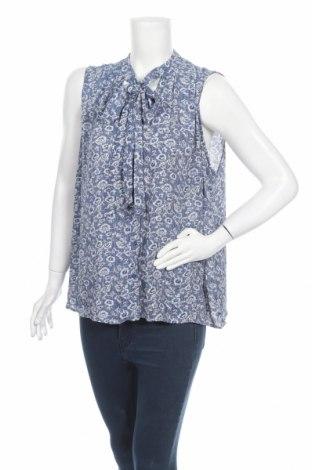 Γυναικείο πουκάμισο Papaya, Μέγεθος XXL, Χρώμα Μπλέ, Πολυεστέρας, Τιμή 10,39€