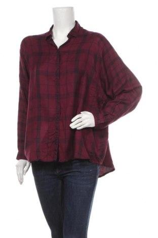 Γυναικείο πουκάμισο Review, Μέγεθος S, Χρώμα Βιολετί, Βισκόζη, Τιμή 10,64€