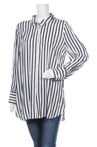 Γυναικείο πουκάμισο Sussan, Μέγεθος XL, Χρώμα Λευκό, Βισκόζη, Τιμή 12,28€