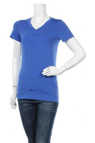 Дамска спортна блуза Active By Tchibo, Размер XS, Цвят Син, 86% полиестер, 14% еластан, Цена 5,51лв.