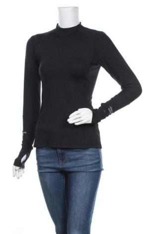Дамска спортна блуза Bjorn Borg, Размер S, Цвят Черен, 90% полиамид, 10% еластан, Цена 44,25лв.