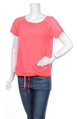 Дамска спортна блуза Ergee, Размер M, Цвят Розов, 82% полиестер, 18% еластан, Цена 15,12лв.