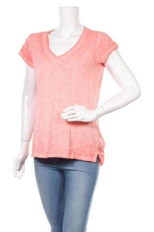 Γυναικείο t-shirt A.N.A., Μέγεθος L, Χρώμα Ρόζ , Βαμβάκι, Τιμή 9,74€