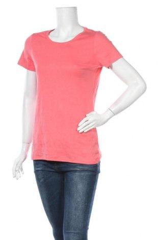 Γυναικείο t-shirt Denver Hayes, Μέγεθος L, Χρώμα Ρόζ , 95% βαμβάκι, 5% ελαστάνη, Τιμή 9,09€