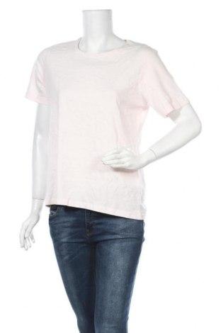 Дамска тениска Designer S, Размер XL, Цвят Розов, 95% памук, 5% еластан, Цена 19,95лв.