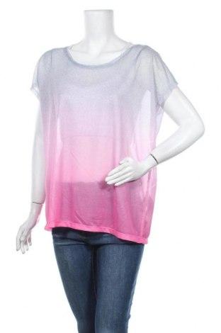 Дамска тениска Ergee, Размер XXL, Цвят Многоцветен, 100% полиестер, Цена 10,08лв.