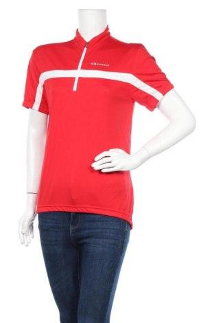 Дамска тениска Gonso, Размер M, Цвят Червен, Полиестер, Цена 13,86лв.