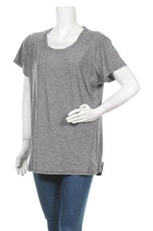 Γυναικείο t-shirt Head, Μέγεθος XXL, Χρώμα Γκρί, 96% πολυεστέρας, 4% ελαστάνη, Τιμή 10,39€