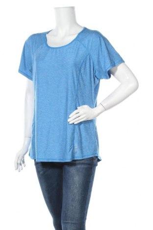 Γυναικείο t-shirt Head, Μέγεθος XXL, Χρώμα Μπλέ, 96% πολυεστέρας, 4% ελαστάνη, Τιμή 10,49€