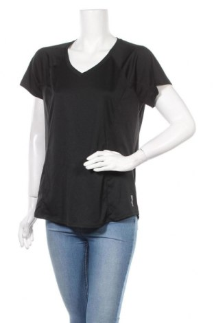 Γυναικείο t-shirt Rbx, Μέγεθος L, Χρώμα Μαύρο, Πολυεστέρας, Τιμή 11,69€
