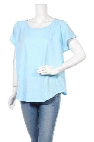 Дамска тениска SOC, Размер L, Цвят Син, Полиестер, Цена 12,29лв.