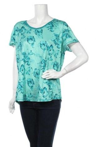 Γυναικείο t-shirt St. John's Bay, Μέγεθος XXL, Χρώμα Πράσινο, Πολυεστέρας, Τιμή 12,96€