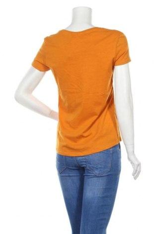 Γυναικείο t-shirt Tom Tailor, Μέγεθος S, Χρώμα Πορτοκαλί, Βαμβάκι, Τιμή 18,95€
